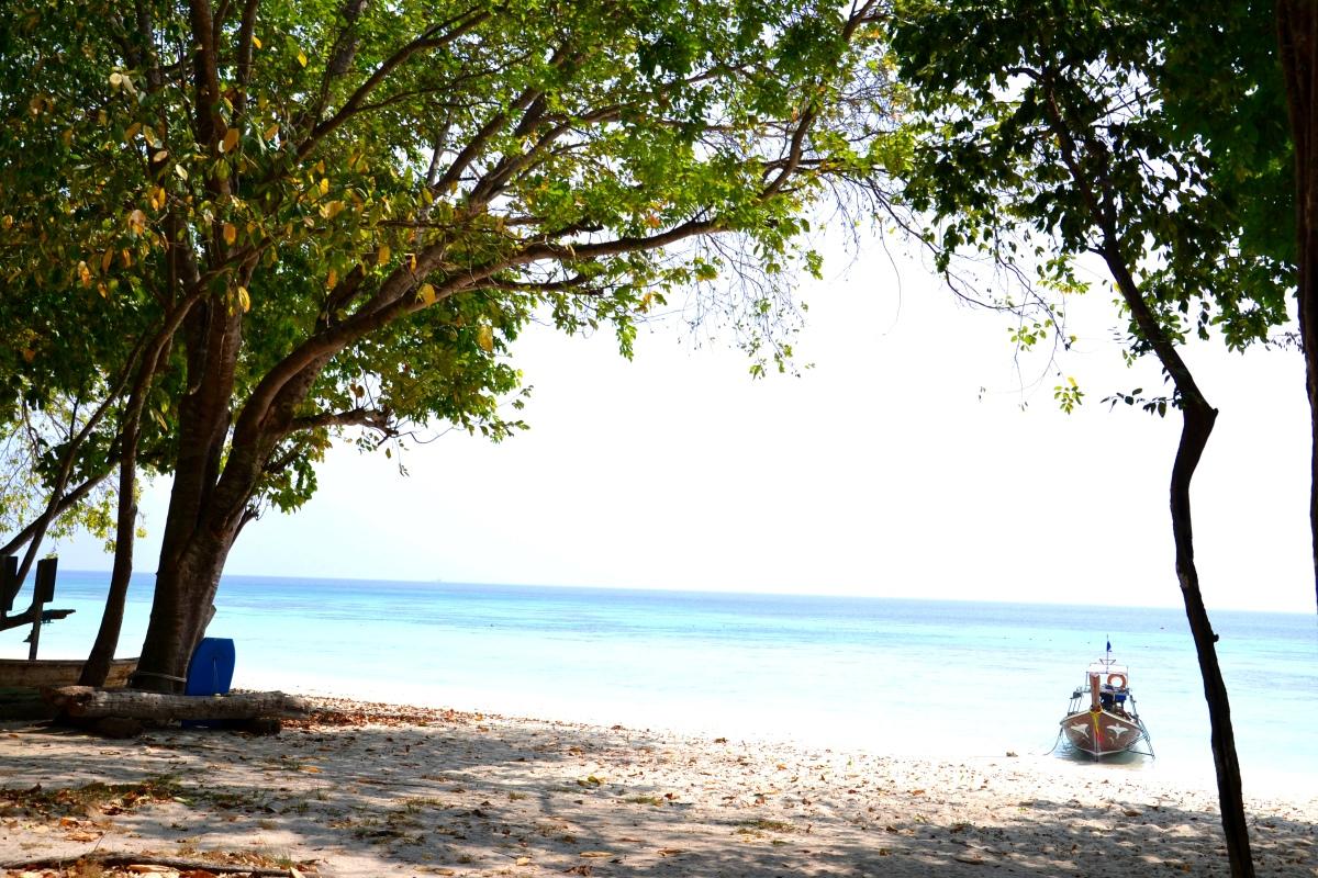 """Koh Rok vs. Koh Phi Phi - wo """"The Beach"""" wirklich liegt"""